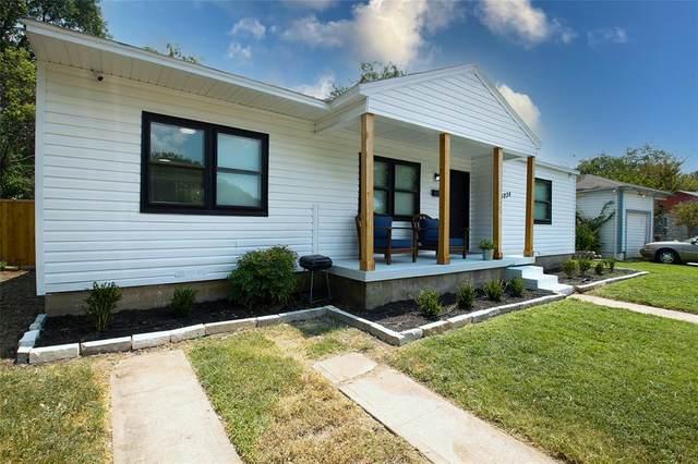 3234 S Llewellyn Avenue, Dallas, TX 75224 (MLS #14638850) :: NewHomePrograms.com