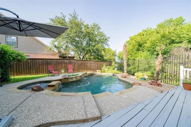 6916 Burr Oak Drive, Plano, TX 75023 (MLS #14638857) :: Potts Realty Group