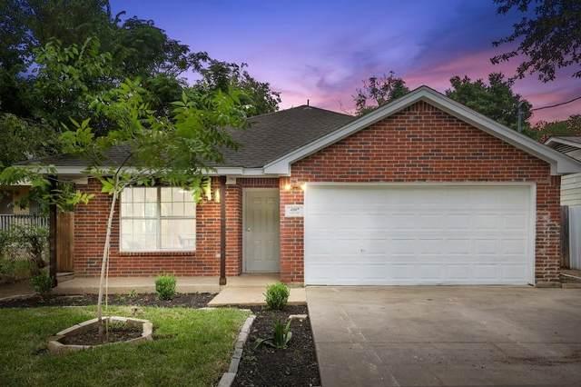 4007 Canada Drive, Dallas, TX 75212 (MLS #14638858) :: Real Estate By Design
