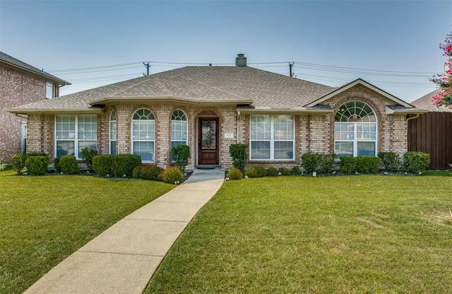 105 S W A Allen Boulevard, Wylie, TX 75098 (MLS #14638869) :: The Mitchell Group