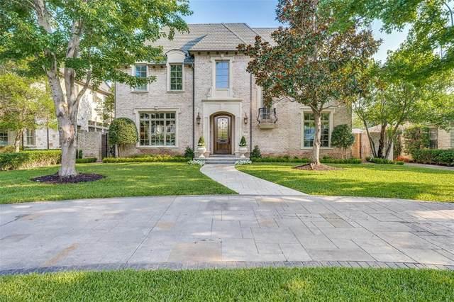 3920 Centenary Avenue, University Park, TX 75225 (MLS #14638871) :: The Chad Smith Team