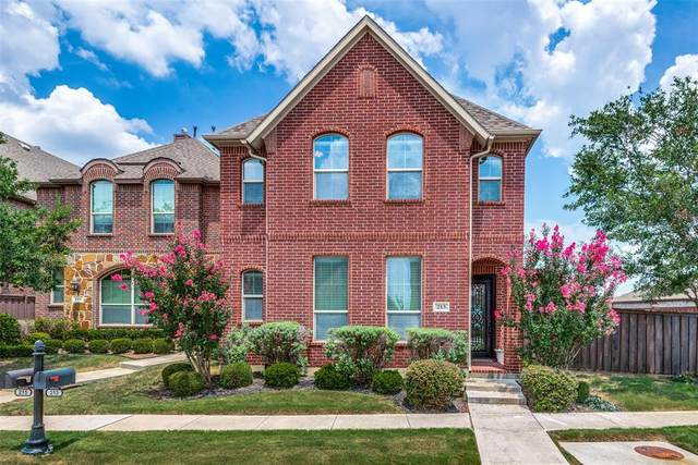 213 Carrington Lane, Lewisville, TX 75067 (MLS #14638872) :: Potts Realty Group