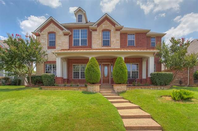 2290 Sir Amant Drive, Lewisville, TX 75056 (MLS #14638874) :: Potts Realty Group