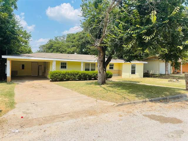 311 19th Street, Mineral Wells, TX 76067 (MLS #14638884) :: Real Estate By Design