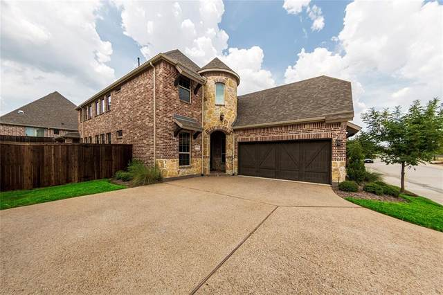 836 Royal Minister Boulevard, Lewisville, TX 75056 (MLS #14638891) :: Potts Realty Group