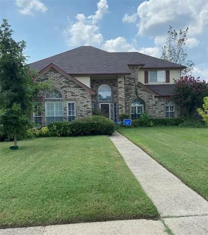 602 Fuller Drive, Cedar Hill, TX 75104 (MLS #14638896) :: Real Estate By Design