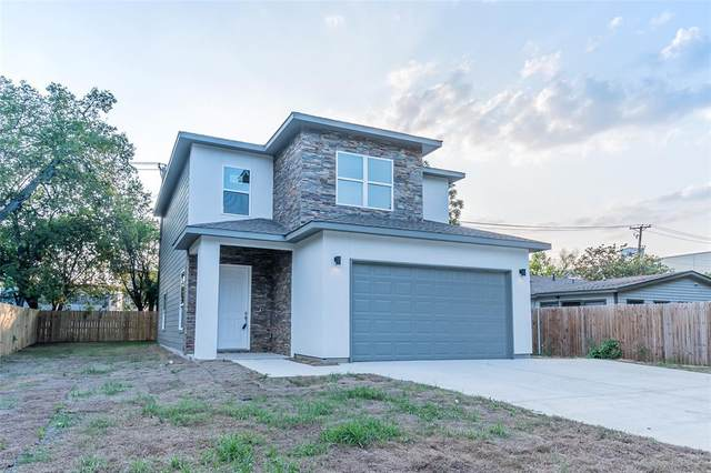 412 S Mcentire Court, White Settlement, TX 76108 (MLS #14638900) :: All Cities USA Realty