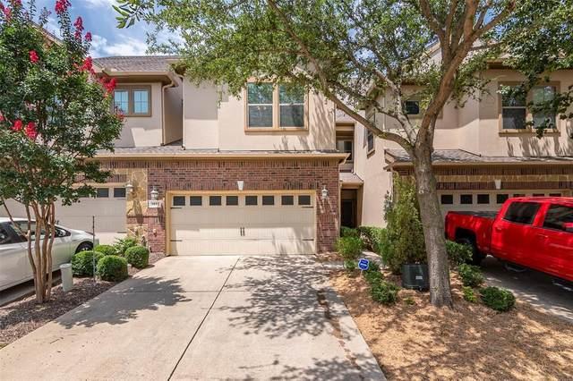 1852 Villa Drive, Allen, TX 75013 (MLS #14638905) :: The Chad Smith Team