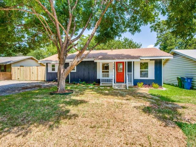 709 Glen Rhea Drive, Lake Dallas, TX 75065 (MLS #14638917) :: Potts Realty Group