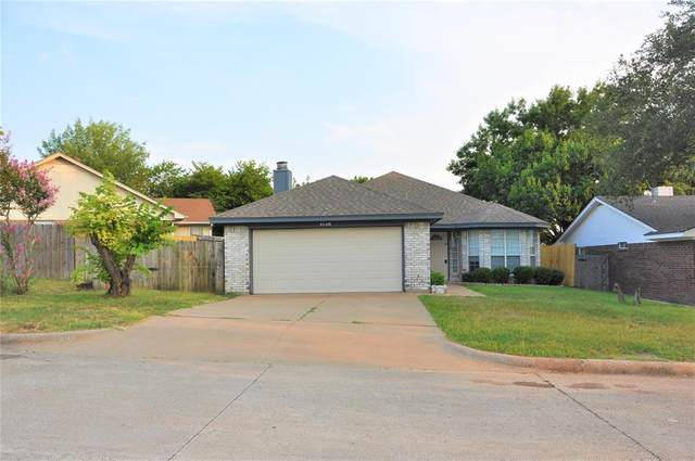 4648 Feathercrest Drive, Fort Worth, TX 76137 (MLS #14638919) :: Potts Realty Group