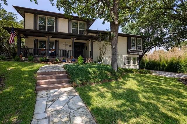 6 Pin Oak Court, Trophy Club, TX 76262 (MLS #14638921) :: Real Estate By Design