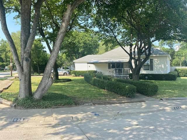 833 Magnolia Drive, Garland, TX 75040 (MLS #14638922) :: The Mauelshagen Group