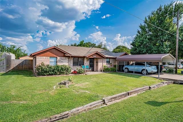 3945 Country Meadows Circle, Granbury, TX 76049 (MLS #14638923) :: The Mauelshagen Group