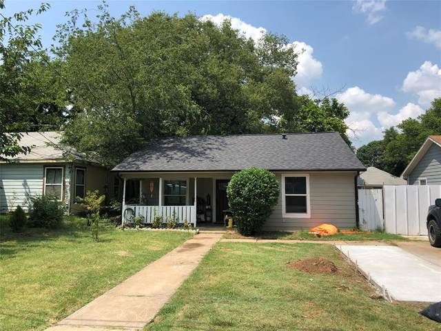 3817 Marigold Avenue, Fort Worth, TX 76111 (#14638925) :: Homes By Lainie Real Estate Group