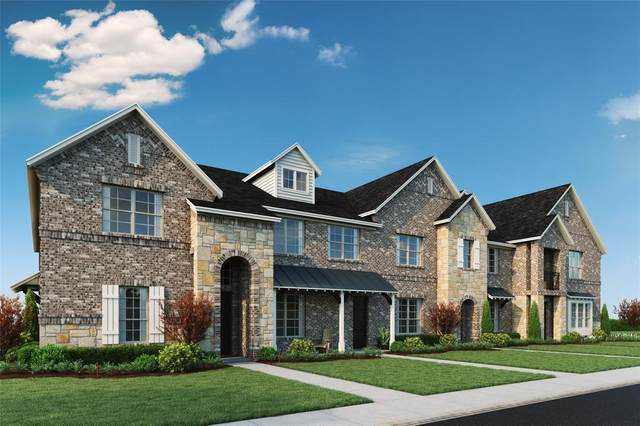 321 Bridgewater Avenue, Flower Mound, TX 75028 (MLS #14638939) :: Real Estate By Design
