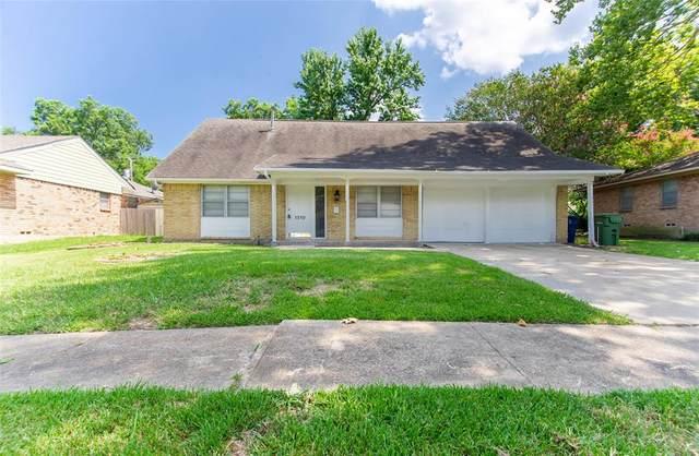 1310 Lexington Drive, Garland, TX 75041 (MLS #14638966) :: The Mauelshagen Group