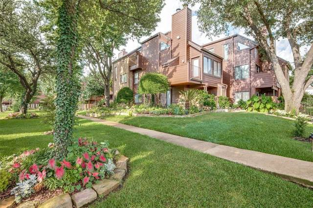 1700 Baird Farm Circle #1206, Arlington, TX 76006 (MLS #14638978) :: Real Estate By Design