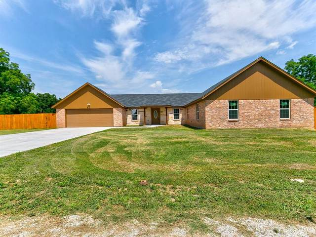 301 N Elm Lane, Tolar, TX 76476 (MLS #14638989) :: Real Estate By Design