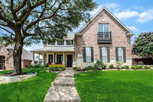 2625 Huntly Lane, Flower Mound, TX 75022 (MLS #14638990) :: Lisa Birdsong Group | Compass