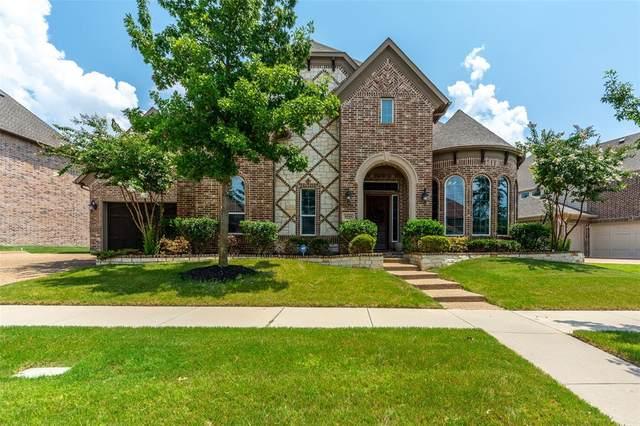 6564 Simon Avenue, Frisco, TX 75035 (MLS #14638992) :: EXIT Realty Elite