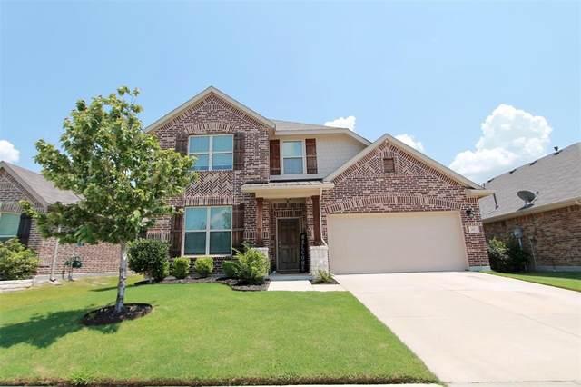 817 Bird Creek Drive, Little Elm, TX 75068 (MLS #14639025) :: Real Estate By Design