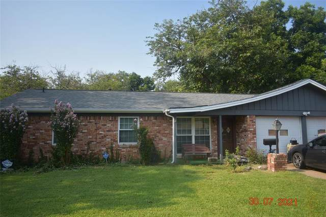 2137 Cliff Park, Fort Worth, TX 76134 (MLS #14639026) :: Real Estate By Design