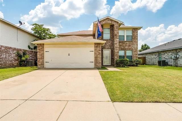 509 Brasenose Street, Fort Worth, TX 76036 (MLS #14639027) :: Real Estate By Design