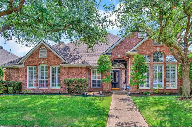 5904 Willow Wood Lane, Dallas, TX 75252 (#14639030) :: Homes By Lainie Real Estate Group