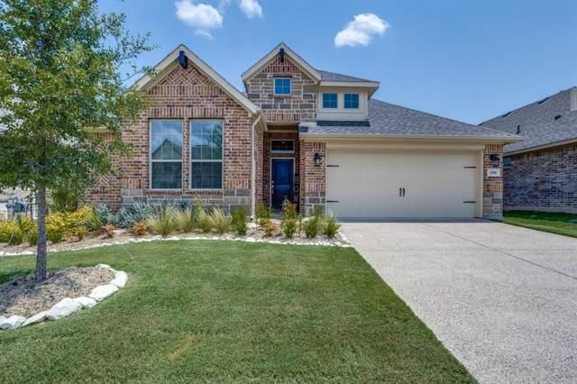 2506 Lovegrass Lane, Melissa, TX 75454 (MLS #14639048) :: Russell Realty Group