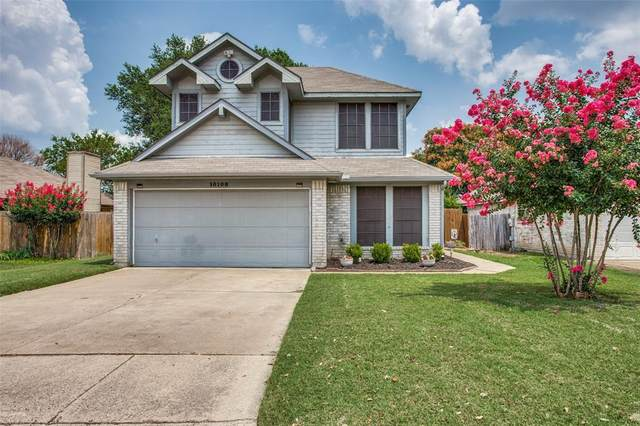 10108 Leatherwood Drive, Fort Worth, TX 76108 (MLS #14639064) :: All Cities USA Realty