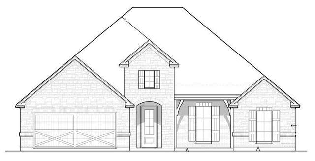 1204 Valley Ridge Drive, Weatherford, TX 76087 (MLS #14639091) :: Real Estate By Design