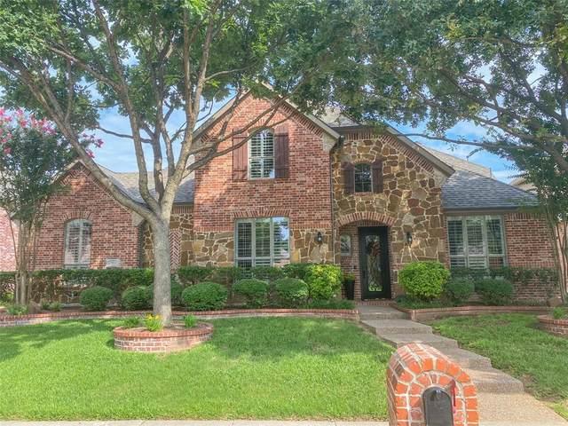 7901 Butternut Lane, Mckinney, TX 75072 (MLS #14639097) :: Feller Realty