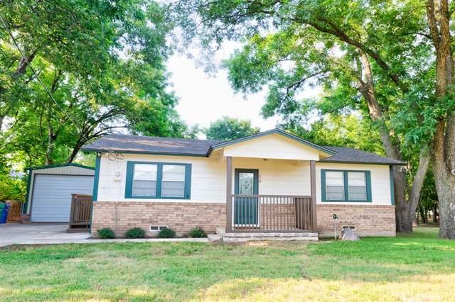110 Key Street, Pilot Point, TX 76258 (MLS #14639114) :: Real Estate By Design