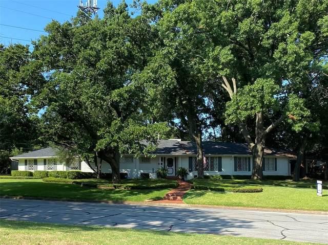 1731 Woods Drive, Arlington, TX 76010 (MLS #14639125) :: Real Estate By Design