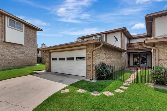 88 Morrow Drive, Bedford, TX 76021 (MLS #14639131) :: Real Estate By Design