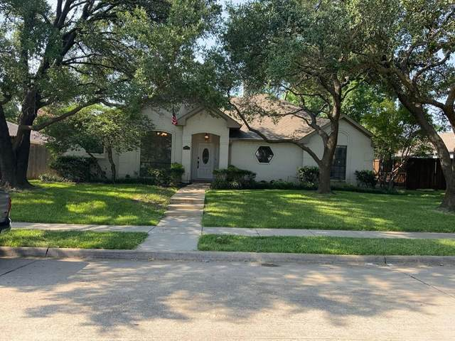 605 Raven Lane, Coppell, TX 75019 (MLS #14639135) :: Real Estate By Design