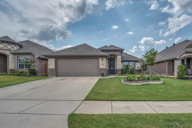2525 Old Buck Drive, Weatherford, TX 76087 (MLS #14639138) :: EXIT Realty Elite