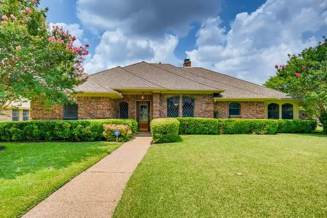 3801 Plymouth Drive, Plano, TX 75023 (MLS #14639139) :: Real Estate By Design