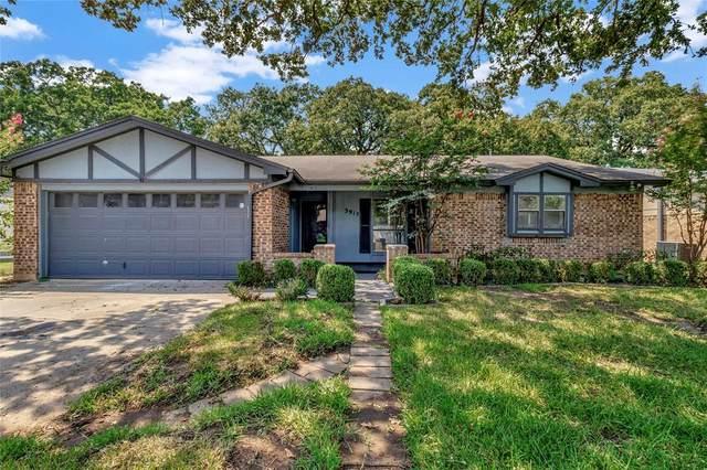 3915 Firethorn Drive, Arlington, TX 76017 (MLS #14639141) :: VIVO Realty
