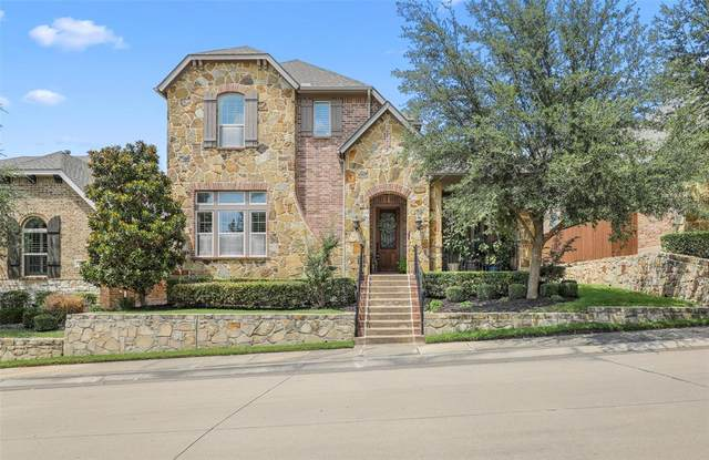 2705 Hundred Knights Drive, Lewisville, TX 75056 (MLS #14639146) :: Craig Properties Group