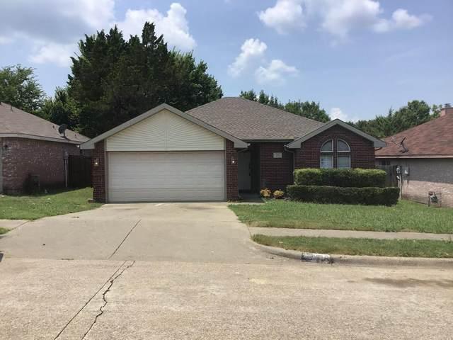 216 Cain Drive, Cedar Hill, TX 75104 (MLS #14639149) :: Real Estate By Design