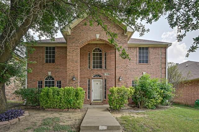 1634 High Pointe Lane, Cedar Hill, TX 75104 (MLS #14639152) :: The Chad Smith Team