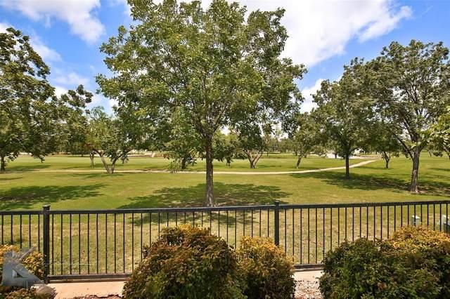 45 Tamarisk Circle, Abilene, TX 79606 (MLS #14639192) :: ACR- ANN CARR REALTORS®