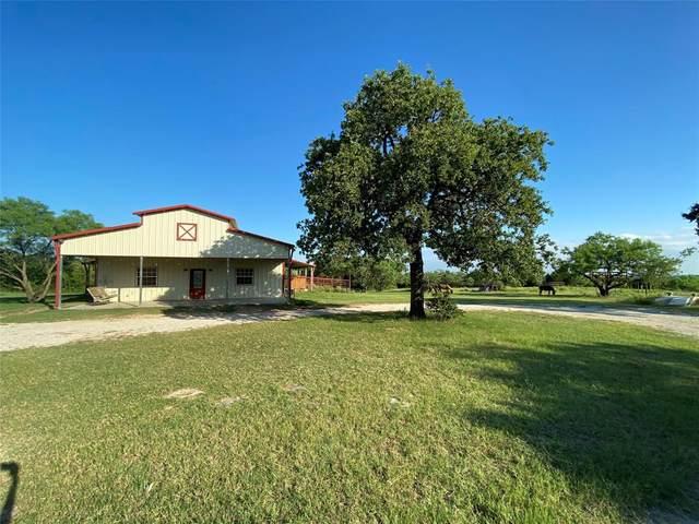 558 Wigwam Road, Bowie, TX 76230 (MLS #14639204) :: The Mauelshagen Group