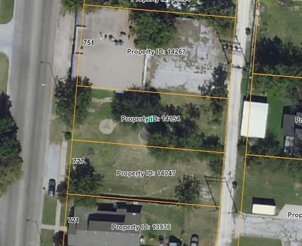 743 Hickory Street, Abilene, TX 79601 (MLS #14639207) :: The Mitchell Group