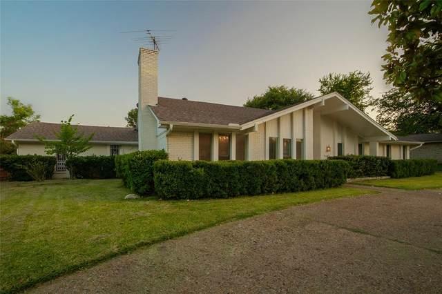6908 Heatherknoll Drive, Dallas, TX 75248 (MLS #14639212) :: Real Estate By Design