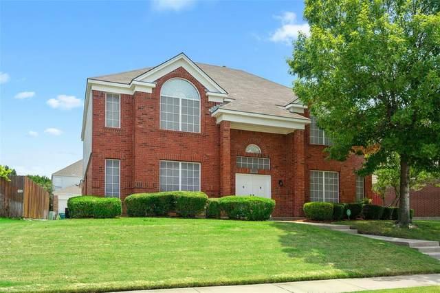 2102 Mccoy Road, Carrollton, TX 75006 (MLS #14639214) :: Real Estate By Design