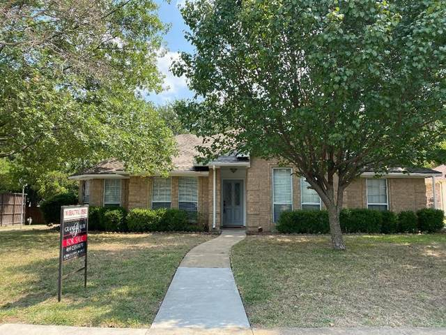 1510 Woodoak Drive, Richardson, TX 75082 (MLS #14639216) :: The Barrientos Group