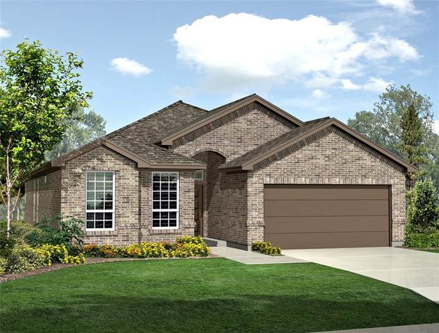2304 Goodnight Ranch Drive, Weatherford, TX 76087 (MLS #14639234) :: All Cities USA Realty