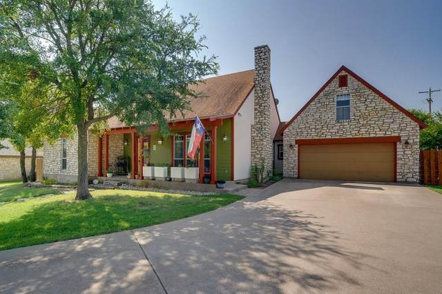 102 Tiffany Trail, Weatherford, TX 76086 (MLS #14639235) :: All Cities USA Realty